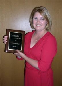 debbie-receives-award-smaller-file