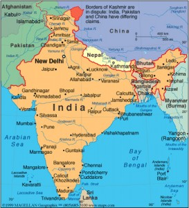 map-of-india