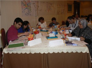 Idea Mapping in Jordan - Table 1