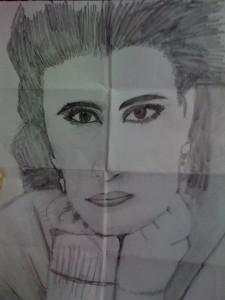 Mervat Salman - Portrait