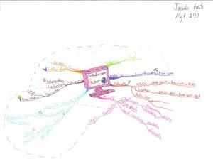 Jacob Fouts - LinkedIn.com Idea Map