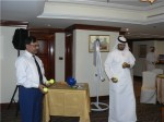 First Idea Mapping or Mind Mapping Workshop for Takreer in Abu Dhabi 2
