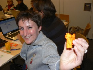 Playdoh Creations from Idea Mapping Workshop in Poland