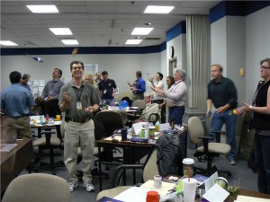 Boeing Engineer's Learn to Juggle