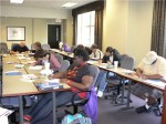 MTSU Idea Mapping or Mind Mapping Workshop Photos