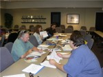 MTSU Idea Mapping or Mind Mapping Workshop Photos 2