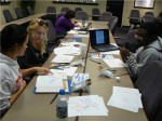 MTSU Idea Mapping or Mind Mapping Workshop Photos 3