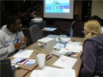 MTSU Idea Mapping or Mind Mapping Workshop Photos 4