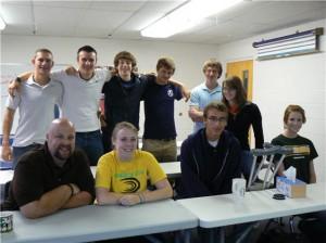 West Hartland Christian Academy - Class 1