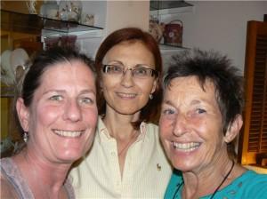 Vanda, Larisa & Jamie - Dec 2011