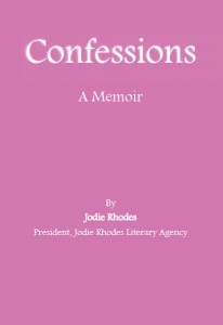Confessions Front Cover - Jodie Rhodes