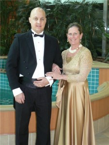 Ballroom Dancers Kevin & Jamie Nast