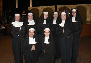 Sound of Music Nuns