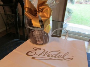 Wedel Chocolates in Warsaw