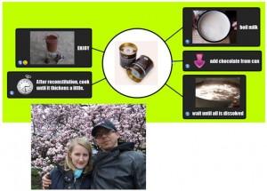 Wojtec & Ania - Czekolada