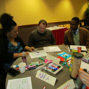 Memory Workshop & Idea Mapping at Ball State