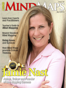 Using Mind Maps Cover with Jamie Nast